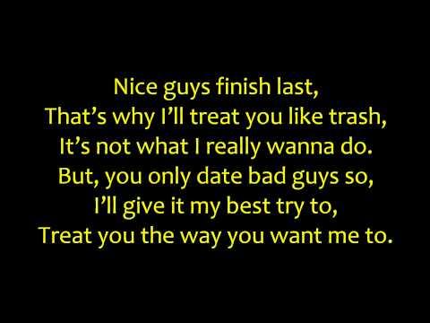 Nigahiga - Nice Guys ( instrumental version! - Karaoke)+ Lyrics HD