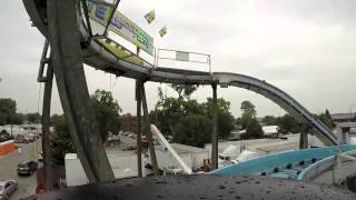 GoPro Video of the Indiana State Fair White Water Ride