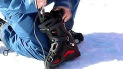 Weiche Stiefel für die Piste - der Dahu Skischuh