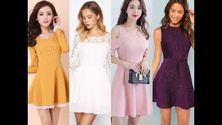 How to Choose Short Dresses|| Designer Dresses|| Trending Dresses Collection|| Style in Dresses