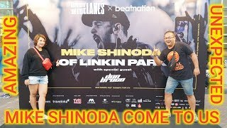 LIVE CONCERT MIKE SHINODA (LINKIN PARK) IN JAKARTA, INDONESIA