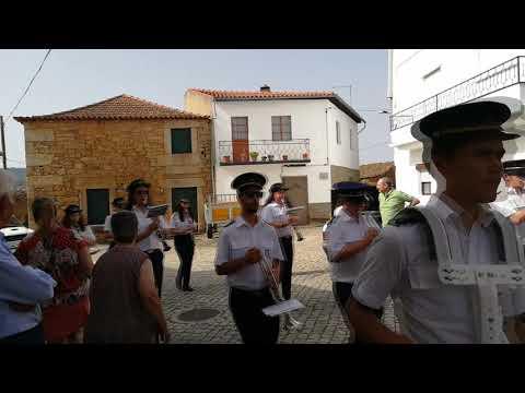 Banda Filarmonica  na Freixeda do Torrão 2018