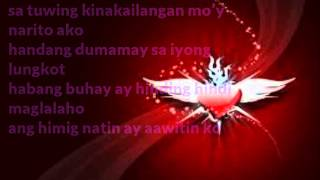 Magpakailanman Lyrics.