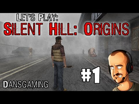 Let's Play Silent Hill: Origins - Part 1 - Walkthrough | Playstation 2 - Gameplay