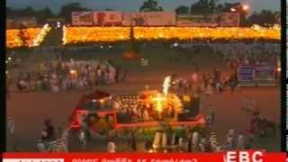 Mesqel Demera Celebration in Addis Abeba ! የመስቀል ደመራ በዓል ዝግጅት .