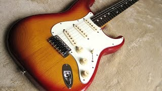 Soulful Seductive Groove Guitar Backing Track Jam in C