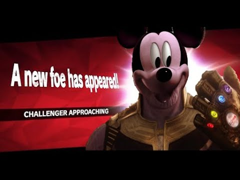The Mickey Mouse Clubhouse {YTP}: Mickey Thanos's Awakening Update