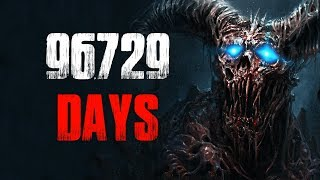 """96,729 Days"" Creepypasta"