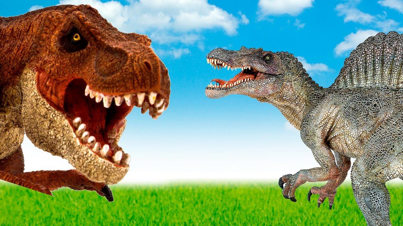 Dinosaurs - Spinosaurus VS Giganotosaurus. Spinosaurus and ...Giganotosaurus Vs Spinosaurus