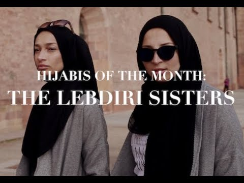 Meet The German-Algerian Sisters Redefining Modest Fashion In Germany