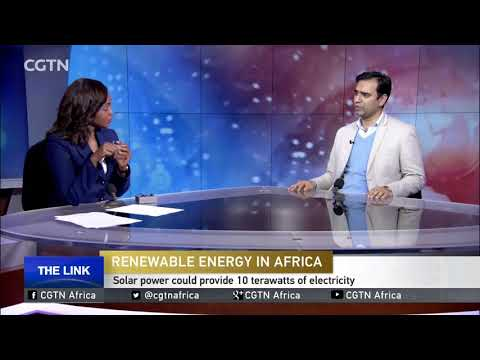 Interview: Renewable energy in Africa