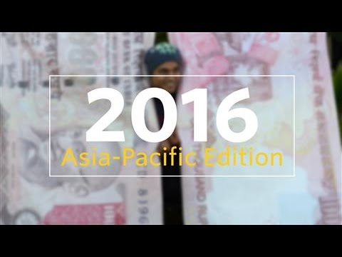 Year in Review: Asia-Pacific 2016
