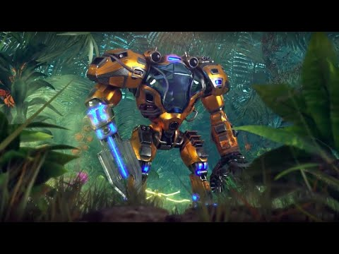 THE RIFTBREAKER  – Official DEMO Gameplay   – New SURVIVAL BASE BUILDING Game 2020