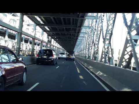 Williamsburg Bridge (Inner Roadway) westbound