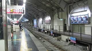【終夜運転】阪急神戸線 9000系9006F 普通 阪急梅田 行 神戸三宮到着
