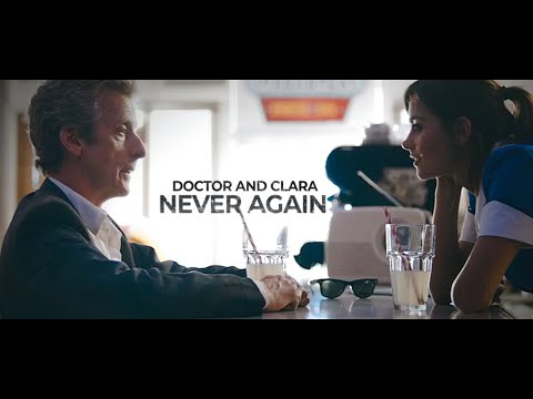 Doctor and Clara   never again