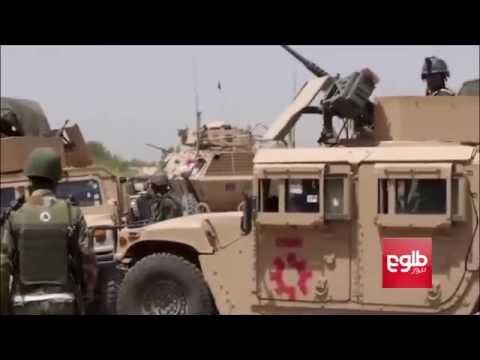 Troops Retake Nawa As Helmand Battle Rages