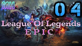 LOL Epic Moment 04: Lee Sin VS Jarvan epic, Jax juke, Riven Super Power, Anivia outplay