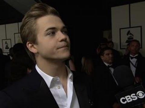 56th Grammy Awards - Hunter Hayes Interview