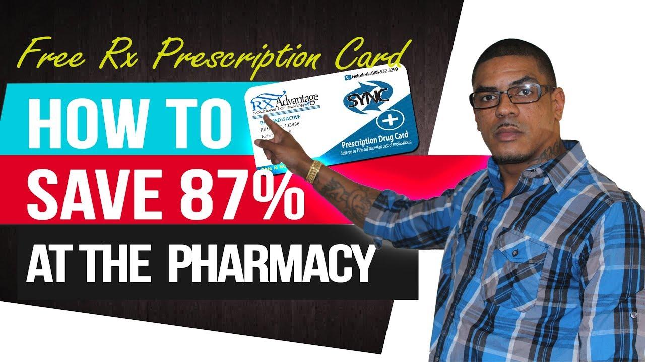 best prescription savings card rx pharmacy discount card - Best Prescription Discount Card