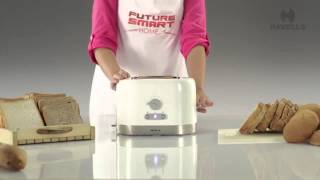 Havells Ovale Pop Up Toaster Demo