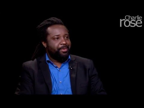 Marlon James: Toni Morrison changed my life (Dec. 22, 2015) | Charlie Rose