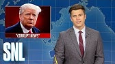Weekend Update: Trump Brushes Off Impeachment Concerns - SNL