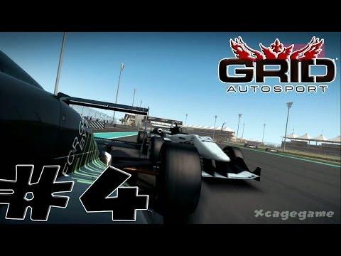 GRID Autosport - Career Walkthrough Gameplay Part 4 - Open Wheel Season 3 [ HD ]