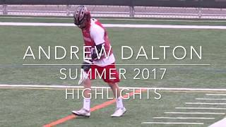 Andrew Dalton - EDGE 2020 A/M - 2017 Summer Highlights