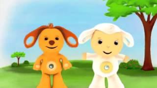 Развивающий мультфильм Tiny Love на английском. Идеален для малышей