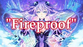 Hyperdimension Neptunia AMV-Fireproof.