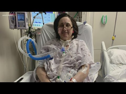 Veteran respiratory therapist hospitalized with COVID-19 for 60 days, saved by fellow therapists