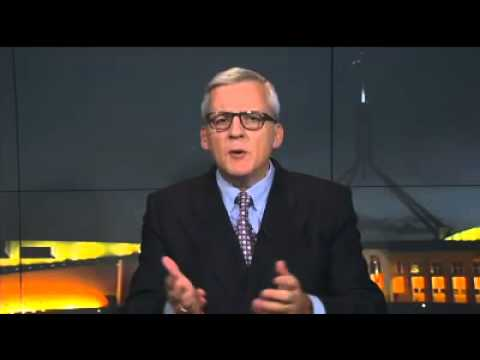 JohnBlaxland ABC News 24 on spycatchers and espionage in Australia and ASIO history 2-of-2