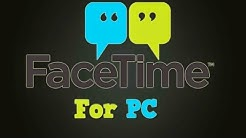 Facetime For PC : How To Use Facetime On Windows 10 8 PC/Laptop [2020 Update]
