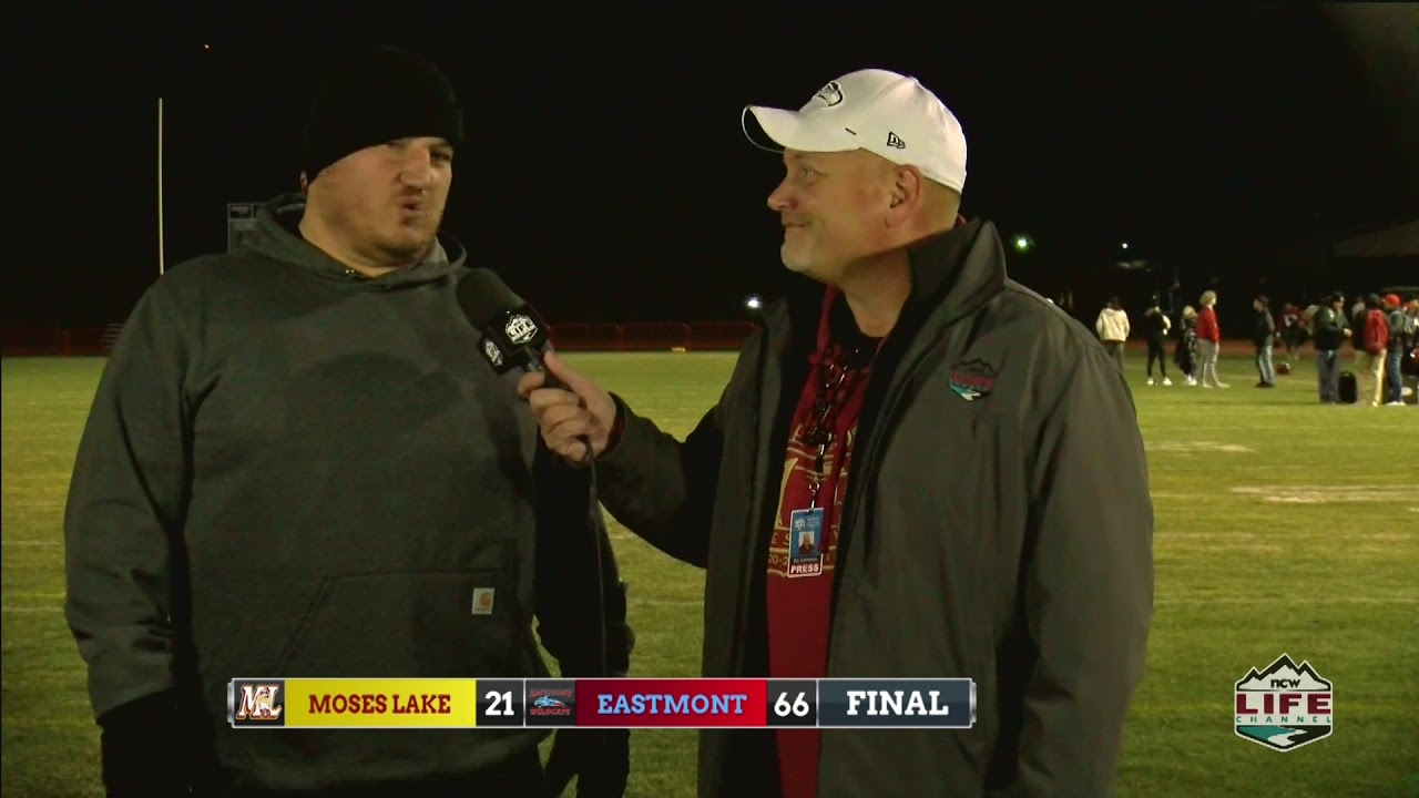 Eastmont Coach Michael Don on Wenatchee Game 2019-11-05
