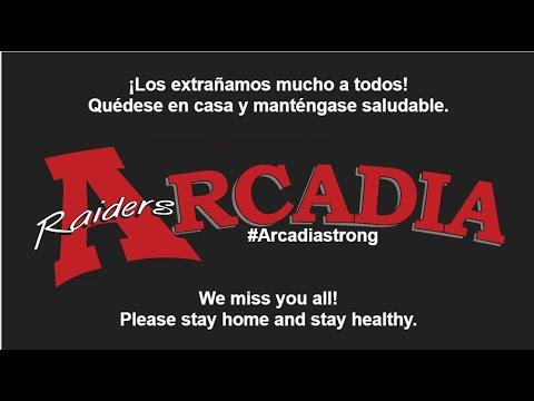 Arcadia School District May Virtual Parade