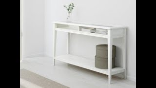 IKEA Liatorp Console Table Assembly Review