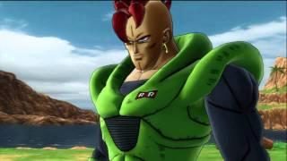 Dragon Ball Z Ultimate Tenkaichi - إنشاء سايان (وضع البطل) اللعب الجزء 4