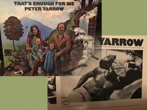 PETER YARROW WAYFARING STRENGER
