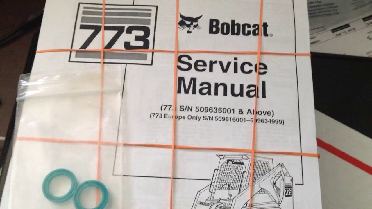 bobcat 773 hydraulic control valve leak repair part 1 youtube 763 bobcat hydraulic drive parts diagram [ 1280 x 720 Pixel ]
