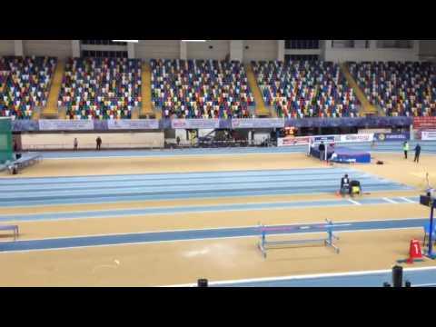 İstanbul salon olimpik deneme yarışı