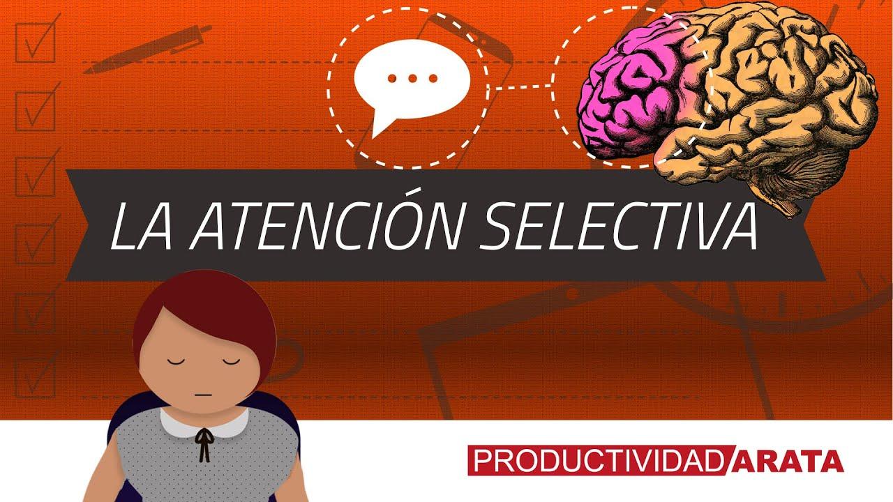 ATENCION SELECTIVA PDF