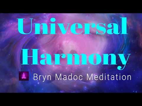 Universal Harmony | Spiritual Affirmations | Isochronic Tones | Binaural beats