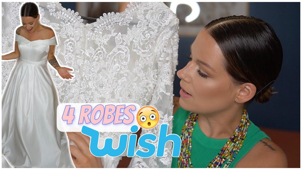 Download Je teste des robes de mariées sur WISH !