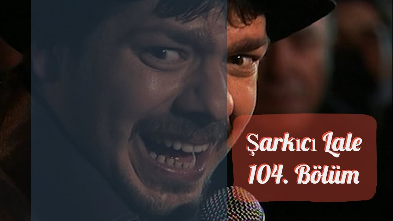 Arka Sokaklar - Ali Lalesi Barda Şarkı Söylüyor   104. Bölüm