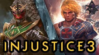TOP 7 GUEST CHARACTERS - Injustice 3