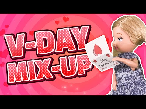 Barbie - Annabelle's Valentines Day Mix-Up | Ep.101