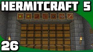 Hermitcraft 5 - Ep. 26: Booby Traps & Mob Farm!