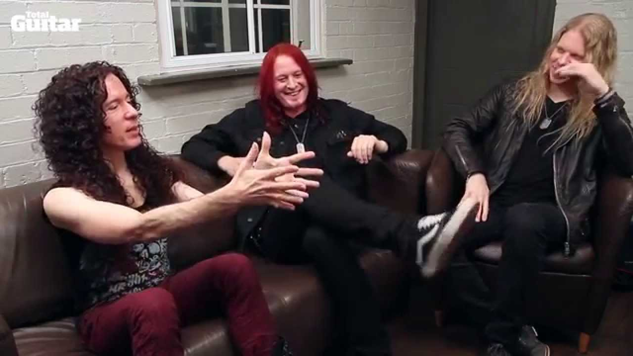 Round Table Loomis.Virtuoso Metal Round Table Interview With Marty Friedman Michael Amott And Jeff Loomis