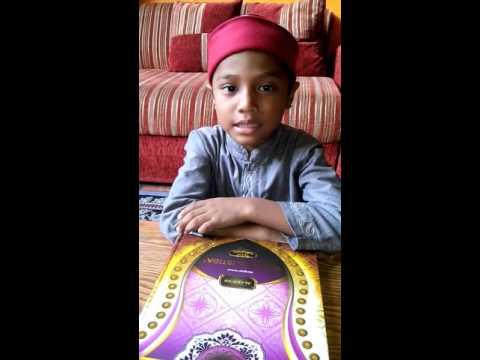 Yahya 5 tahun, Surat Al-Mulk